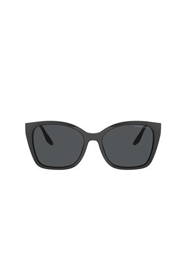 Prada Prada 0Pr 12Xs 54 Ekartman Black Kadın Güneş Gözlüğü Renksiz